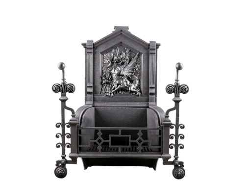 Fire Baskets & Fireplace Accessories