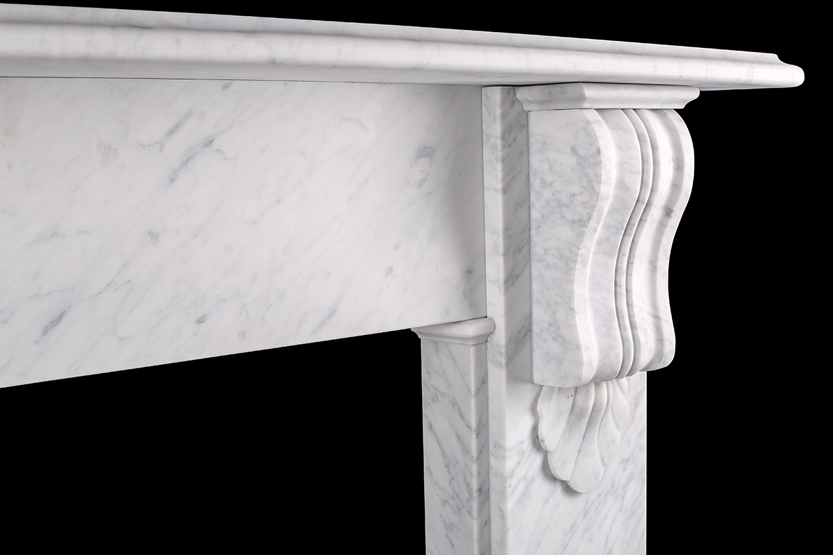 Victorian Corbel Fireplace Reproduction Incl Free